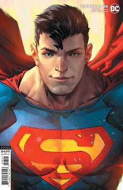 Superman, Vol. 5 28B