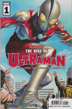 Rise of Ultraman #1 (of 5)