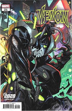 Venom #21 (Randolph 2020 Variant)