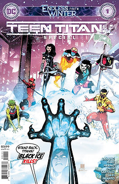 Teen Titans: Endless Winter Special 1A