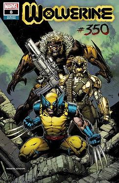 Wolverine, Vol. 7 #8C