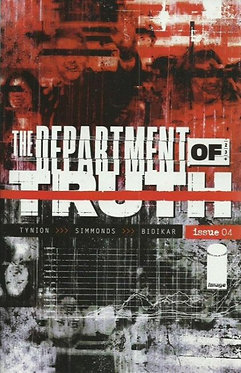 The Department of Truth #4A