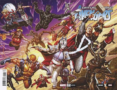 Avengers Vol 7 #37