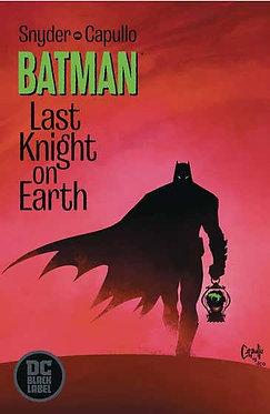 Batman Last Knight on Earth #1 (of 3)