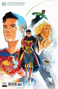 Justice League, Vol. 3 58B