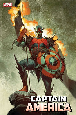 Captain America, Vol. 9 26B