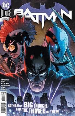 Batman, Vol. 3 105A
