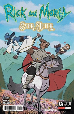 Rick and Morty: Ever After #3B