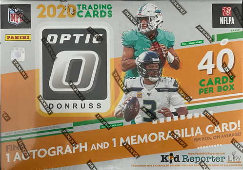 Optic Donruss 2020