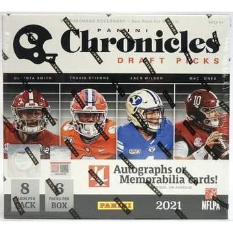 2021 Chronicles Draft Picks Division Break