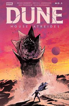 Dune: House Atreides #3A