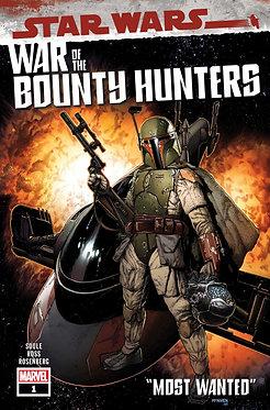 Star Wars- War Of The Bounty Hunters #1