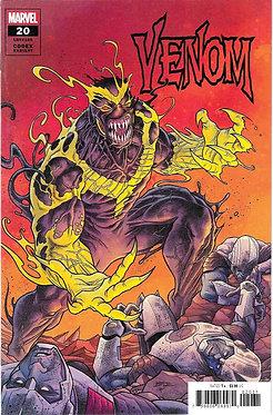 Venom #20 (Codex Variant)