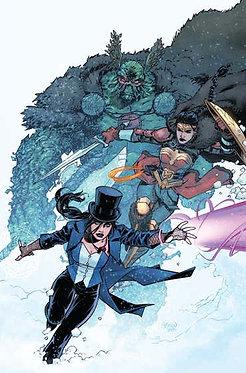Justice League Dark #29 (Cover B - Gleb Melnikov Variant)