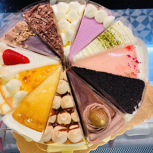 12 mix cake