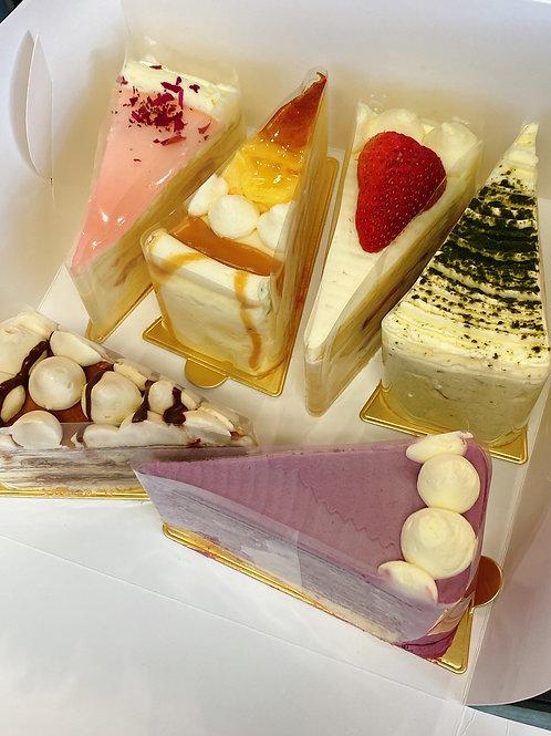 Box of 6 slices