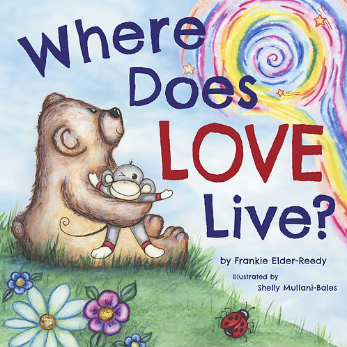 Where Does Love Live? Paperback