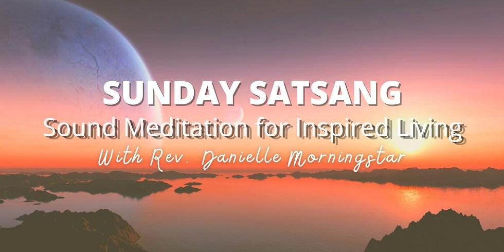 Sunday Satsang Online