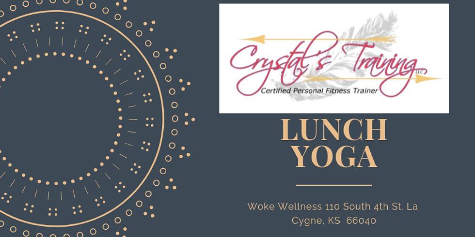 Lunch Break Yoga