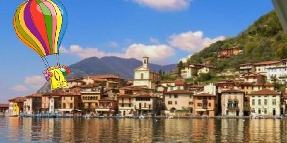 """Monte Isola """"La Domenica Nel Borgo"""" per i Borghi più Belli d'Italia"""