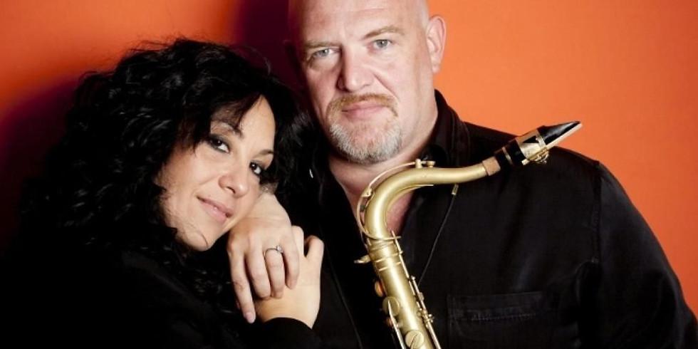 Concerto jazz con letture con Diego Borotti e Monica Fabbrini