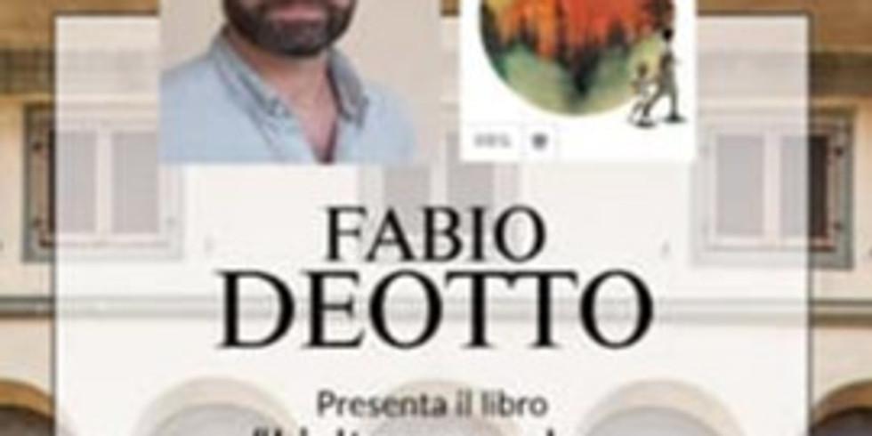 VOCI A PALAZZO La rassegna culturale che apre le porte delle dimore storiche di Sovere Fabio Deotto