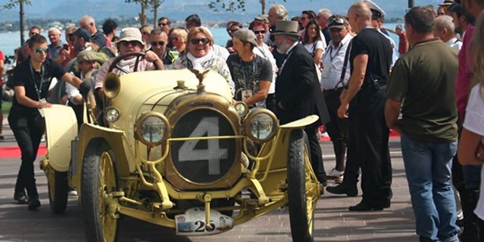 1 settembre a Sulzano, Settimana motoristica bresciana