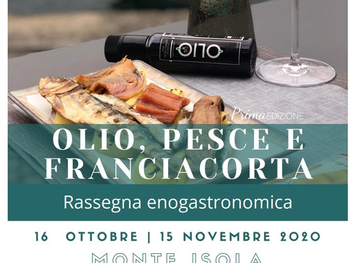 """Nei ristoranti di Monte Isola debutta """"Olio, pesce e Franciacorta"""""""