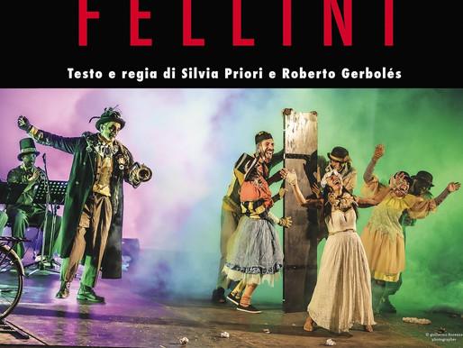 Sarnico 24 luglio FELLINI - Teatro Blu in collaborazione con KATAKLO' giovane compagnia