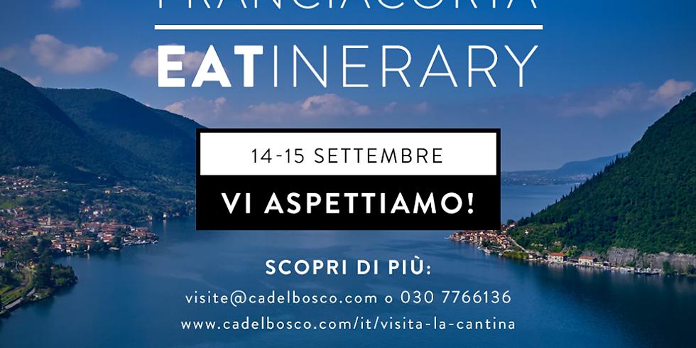 Franciacorta EATinerary Ca' del Bosco 14 - 15 settembre 2019