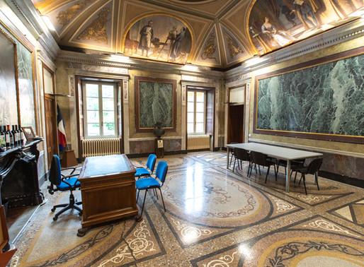Voci a Palazzo I edizione    La rassegna culturale che apre le porte delle dimore storiche di Sovere