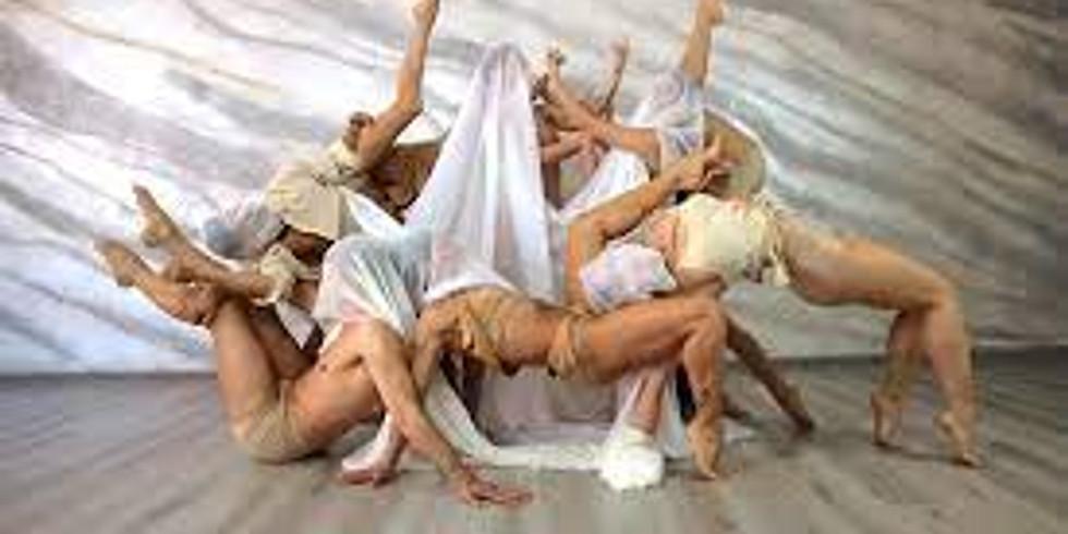Zamaga athletic dancers
