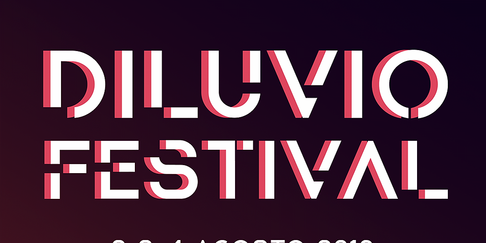 Camignone (Passirano) 2/4 agosto 2019 Diluvio Festival ☾