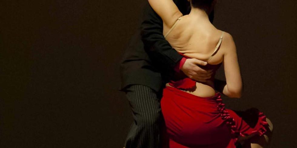 Presentazione corso di tango argentino