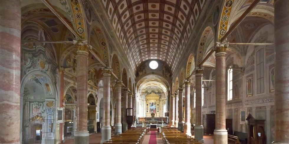 Incontro per i 500 anni di consacrazione della Basilica di S.Maria in Valvendra  (1)