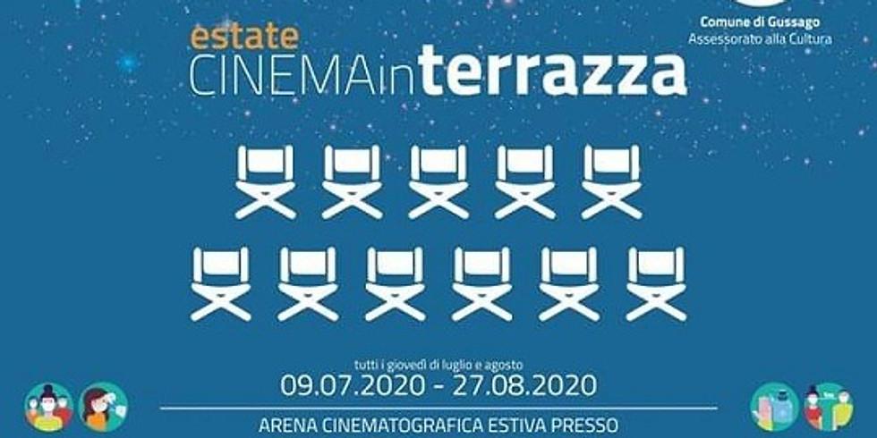 Gussago - Cinema in terrazza  dal 23 luglio al 27 agosto
