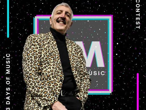 Diego Spagnoli giudice del contest 3DM - 3 Days of Music a Monte Isola 3-4-5 settembre