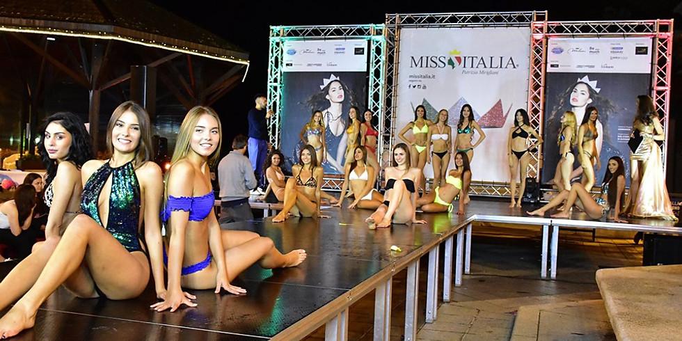 Sarnico 3 agosto 2019 Miss Italia - Finale Regionale