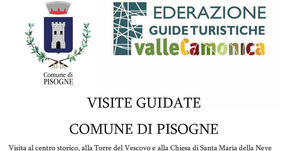 VISITE GUIDATE a Pisogne * Federazione Guide Turistiche di Valle Camonica