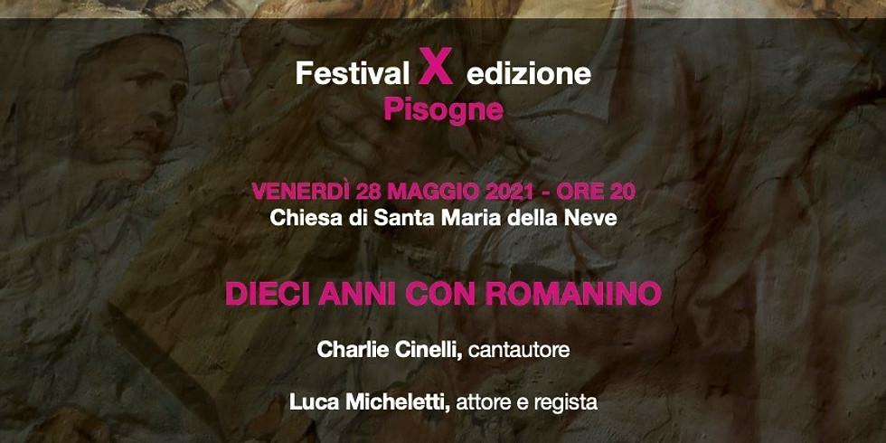 """Pisogne Chiesa Santa Maria della Neve """"Dieci anni con Romanino"""" Charlie Cinelli-Luca Micheletti- Andrea Casta"""