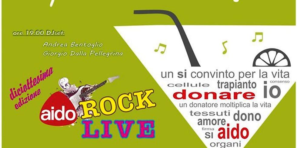 Passirano 7 settembre AperiCena AIDO ROCK LIVE