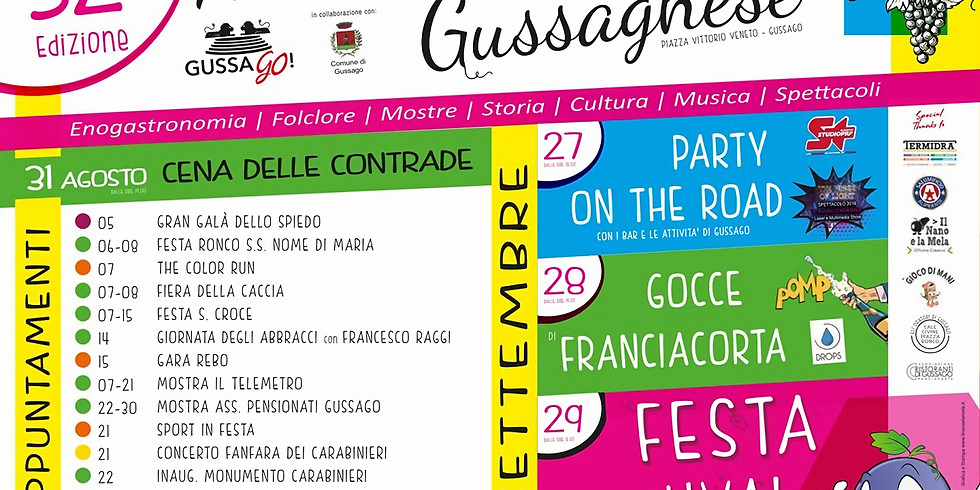 Autunno Gussaghese 2019