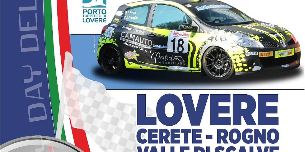 8° Rally del Sebino 5- 6 ottobre 2019