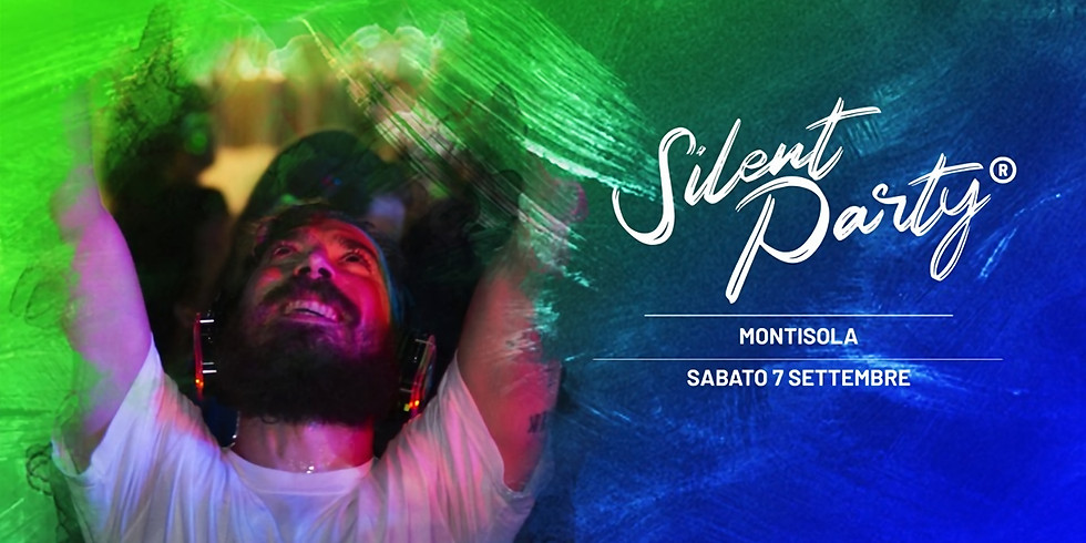 SILENT PARTY a Monte Isola!