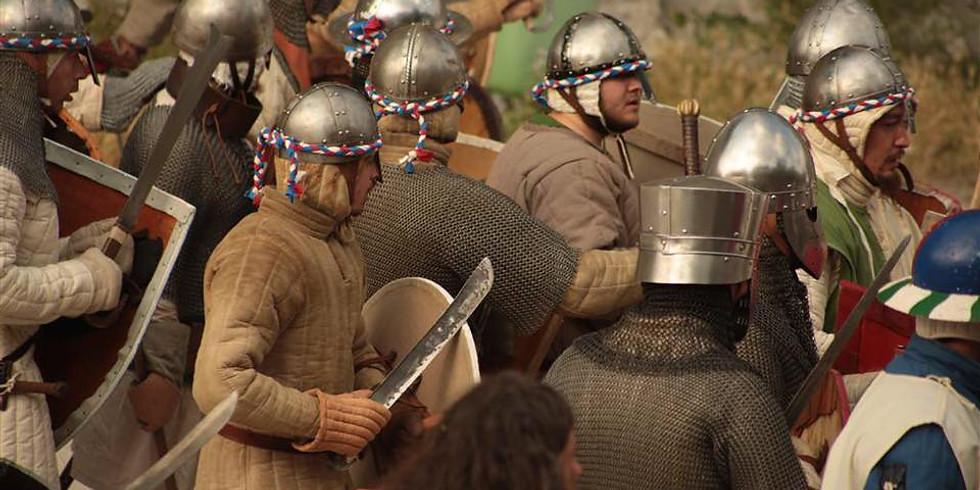 Rovato - Rievocazione storica e banchetto tra le mura