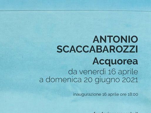 """Arsenale di Iseo, apre la mostra antologica dedicata ad Antonio Scaccabarozzi dal titolo """"Acquorea"""""""