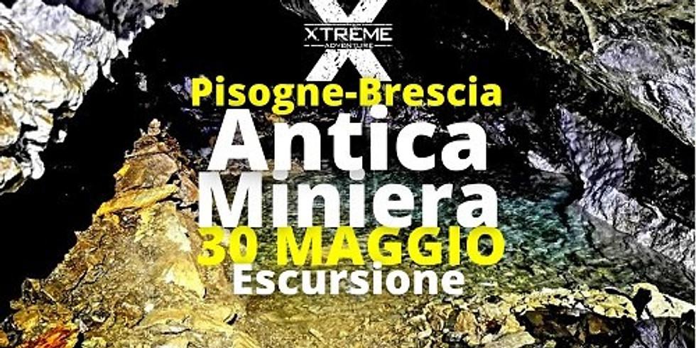 Antica Miniera - Pisogne (Brescia)- Escursione -30 Maggio 2021