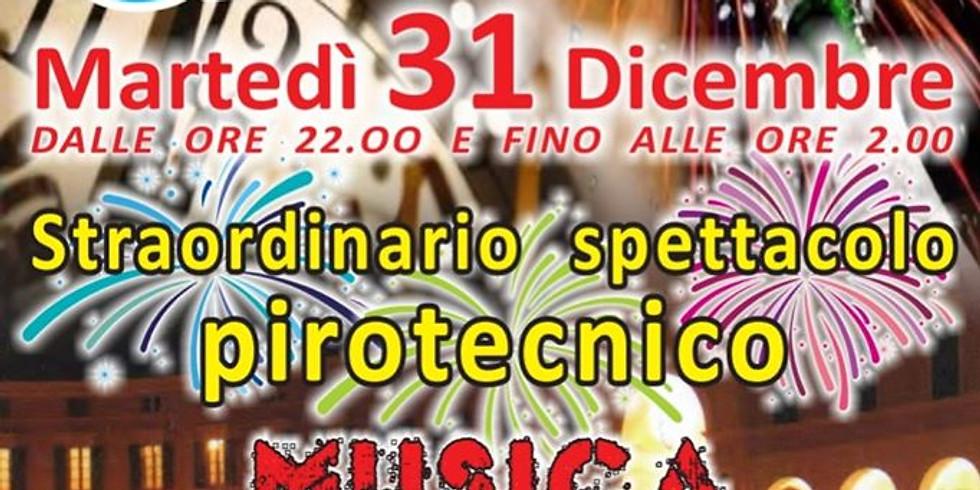 A Rovato il Capodanno in Piazza Cavour