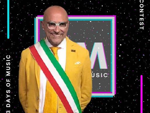Fiorello Turla sarà giudice del contest 3DM - 3 Days of Music a Monte Isola 3-4-5 settembre 2021