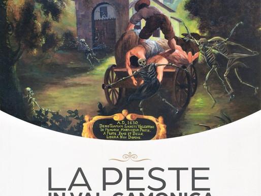 La peste in Val Camonica epidemie nella storia a confronto : peste, spagnola e Covid-19